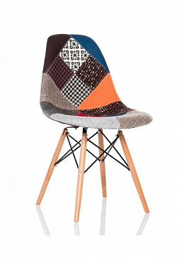 Стул DSW Patchwork, Eames Style